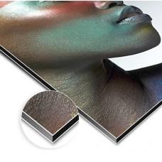 Aluminium bord 30 x 40 cm