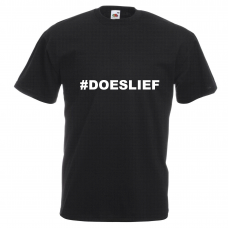"Funshirt ""#doeslief"""