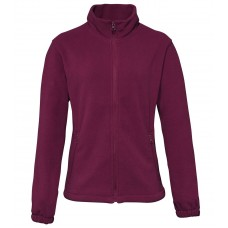Fleecevest 27/86 Full zip Lady-fit